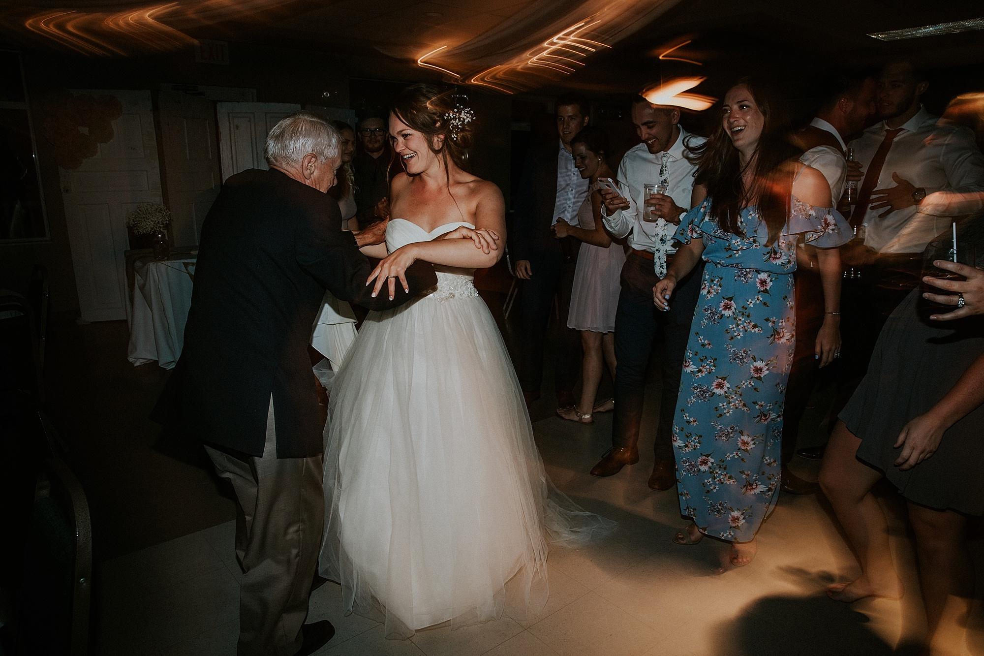 Wedding in Brander Park