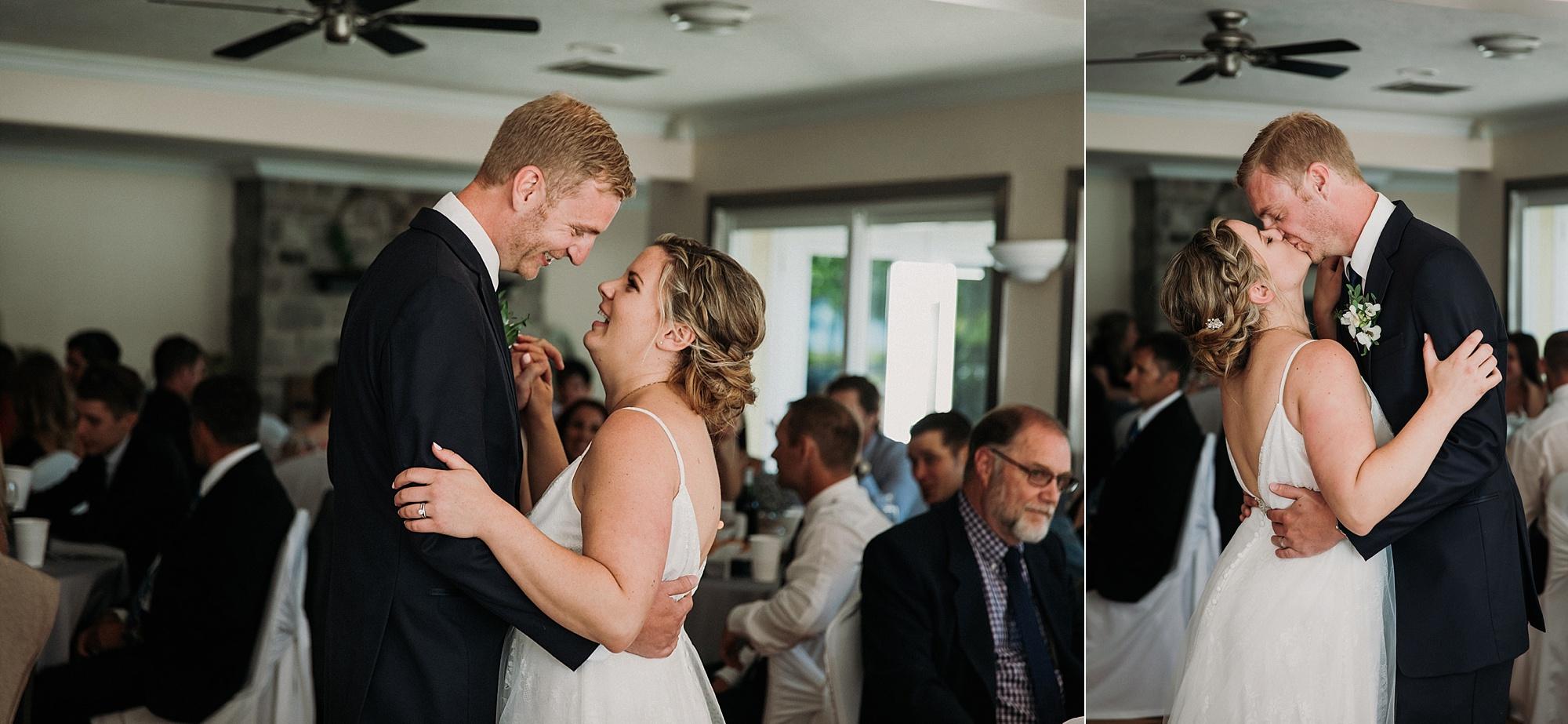 wedding at bogey's