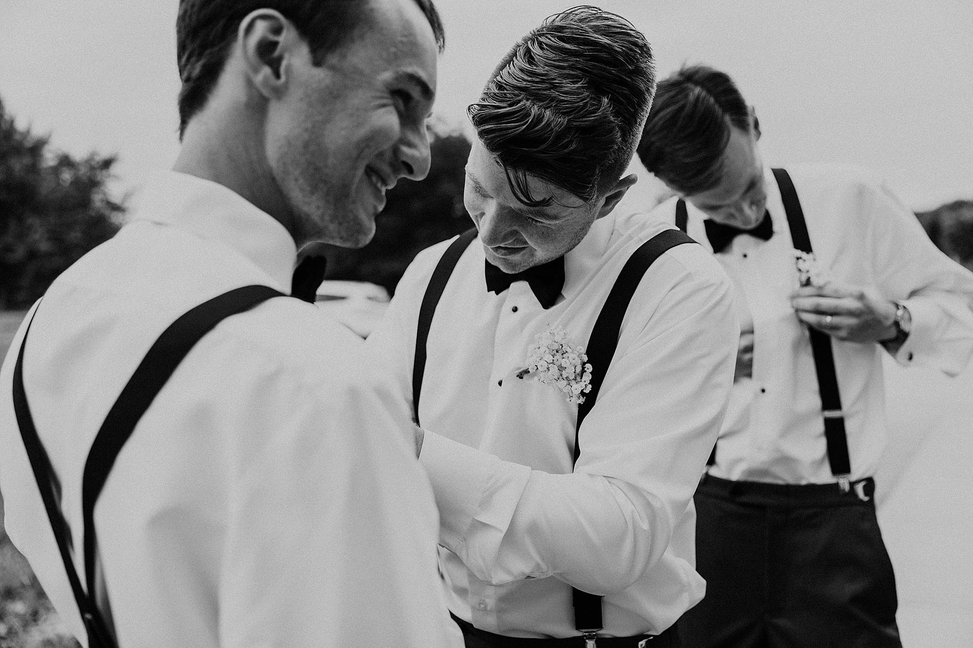 wedding in Sombra Ontario