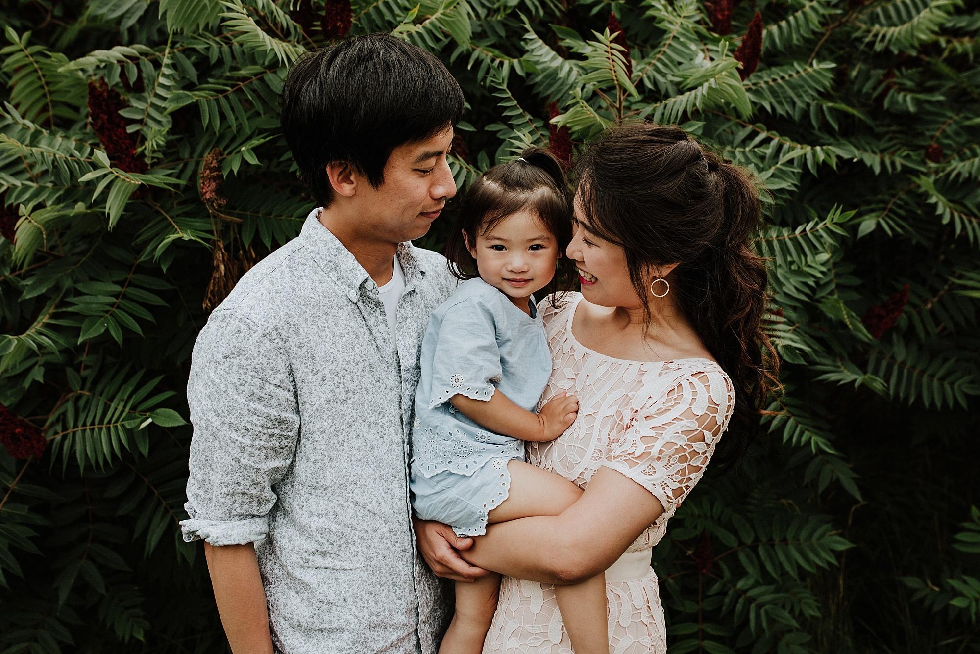 family session in Canatara Park