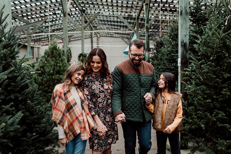 holiday family photography Calgary