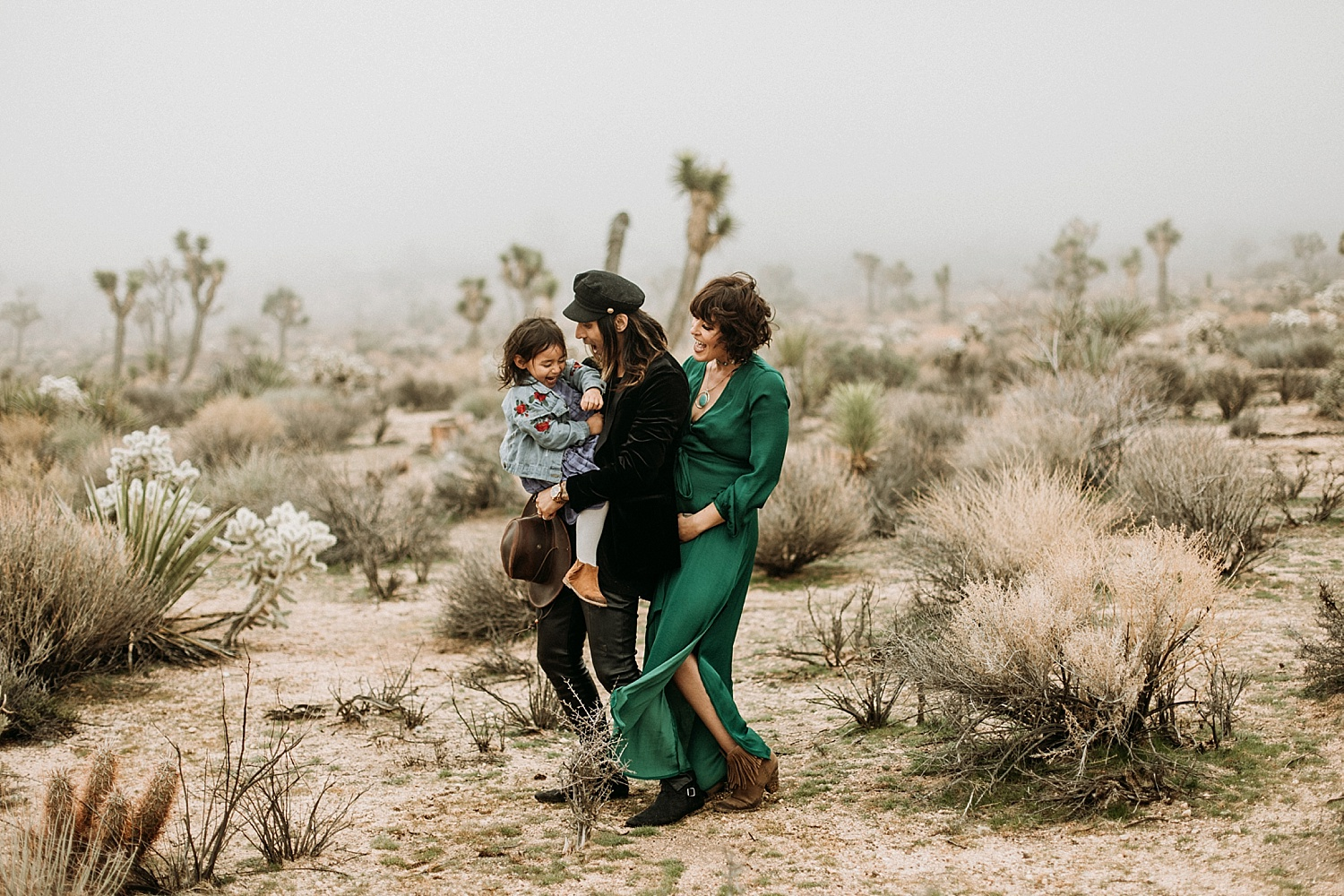 family photography joshua tree