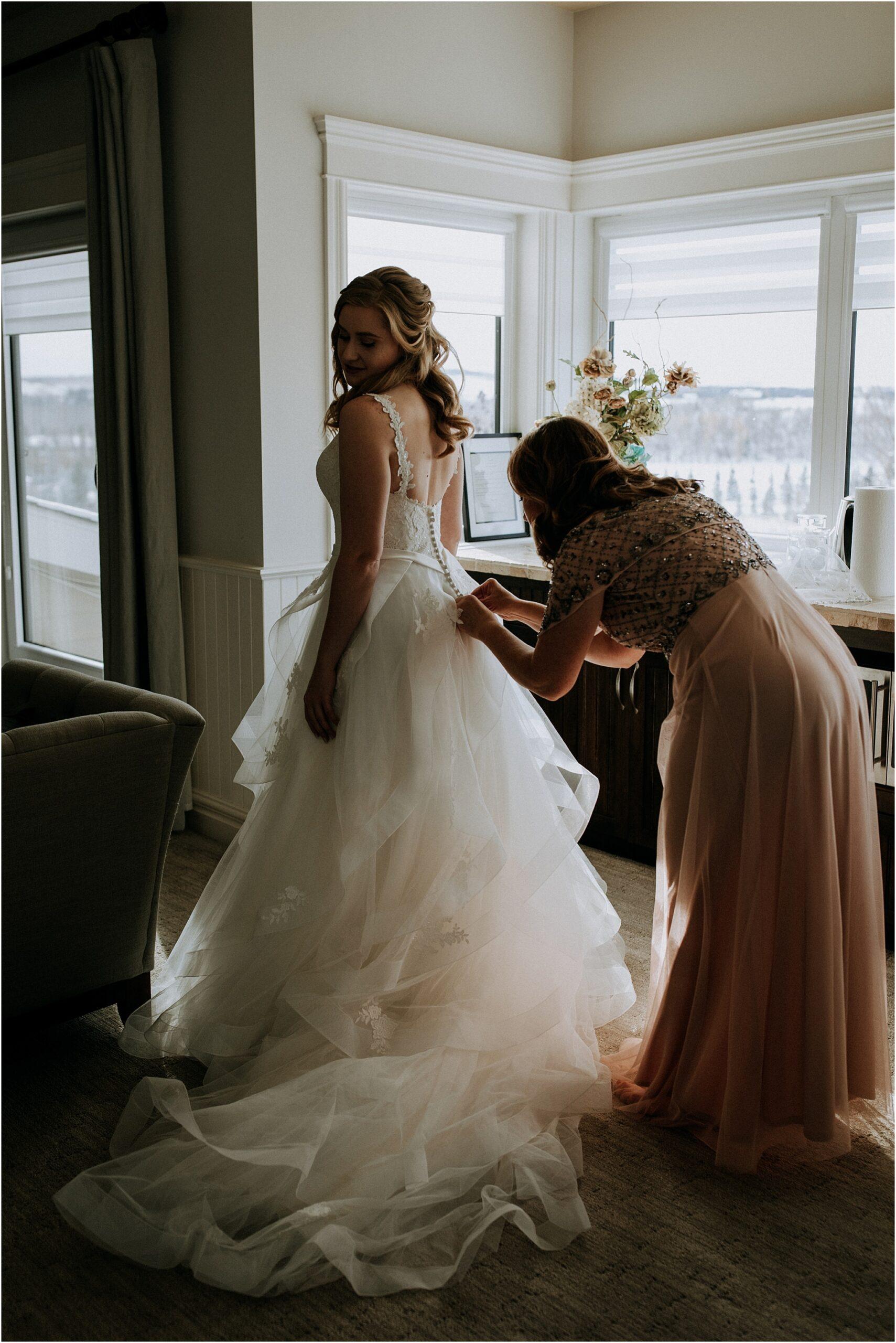 Wedding Photography The Ridge Okotoks