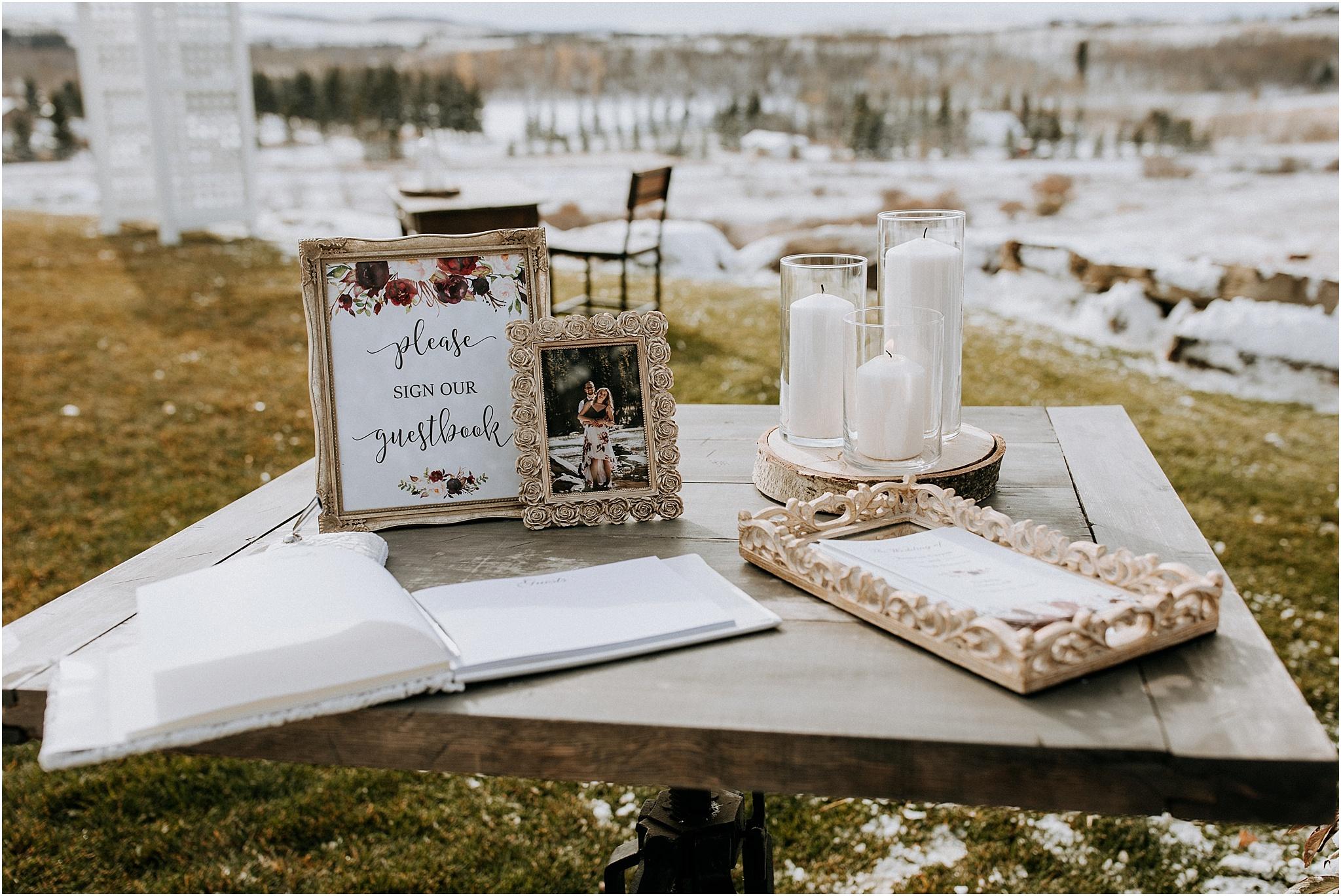 Wedding The Ridge Okotoks